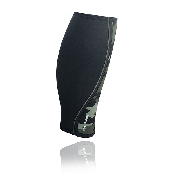 RX Shin/Calf Sleeve 5mm - Black/Camo - XL