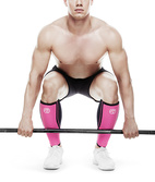 RX Shin/Calf Sleeve 5mm Pink/Black L