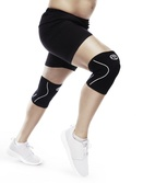 RX Knee Sleeve 3mm Black XXL