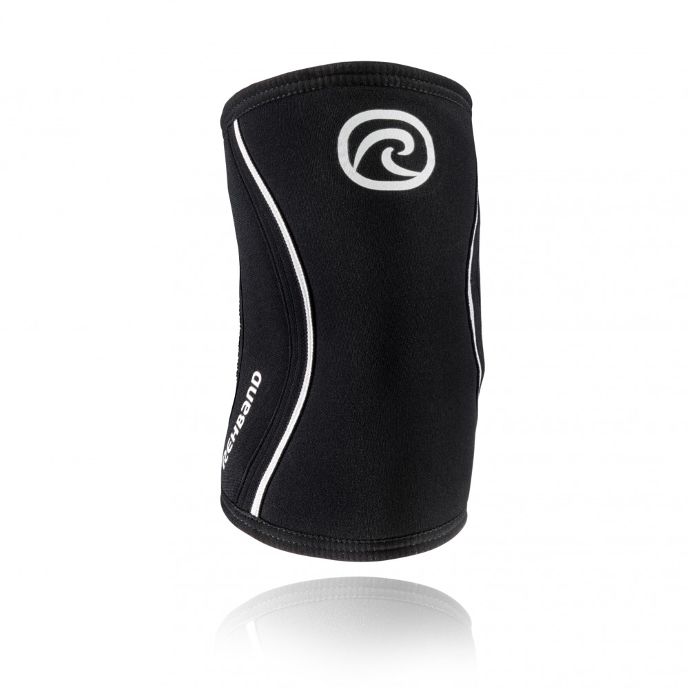 RX ELBOW Sleeve, 5mm, Black, XS