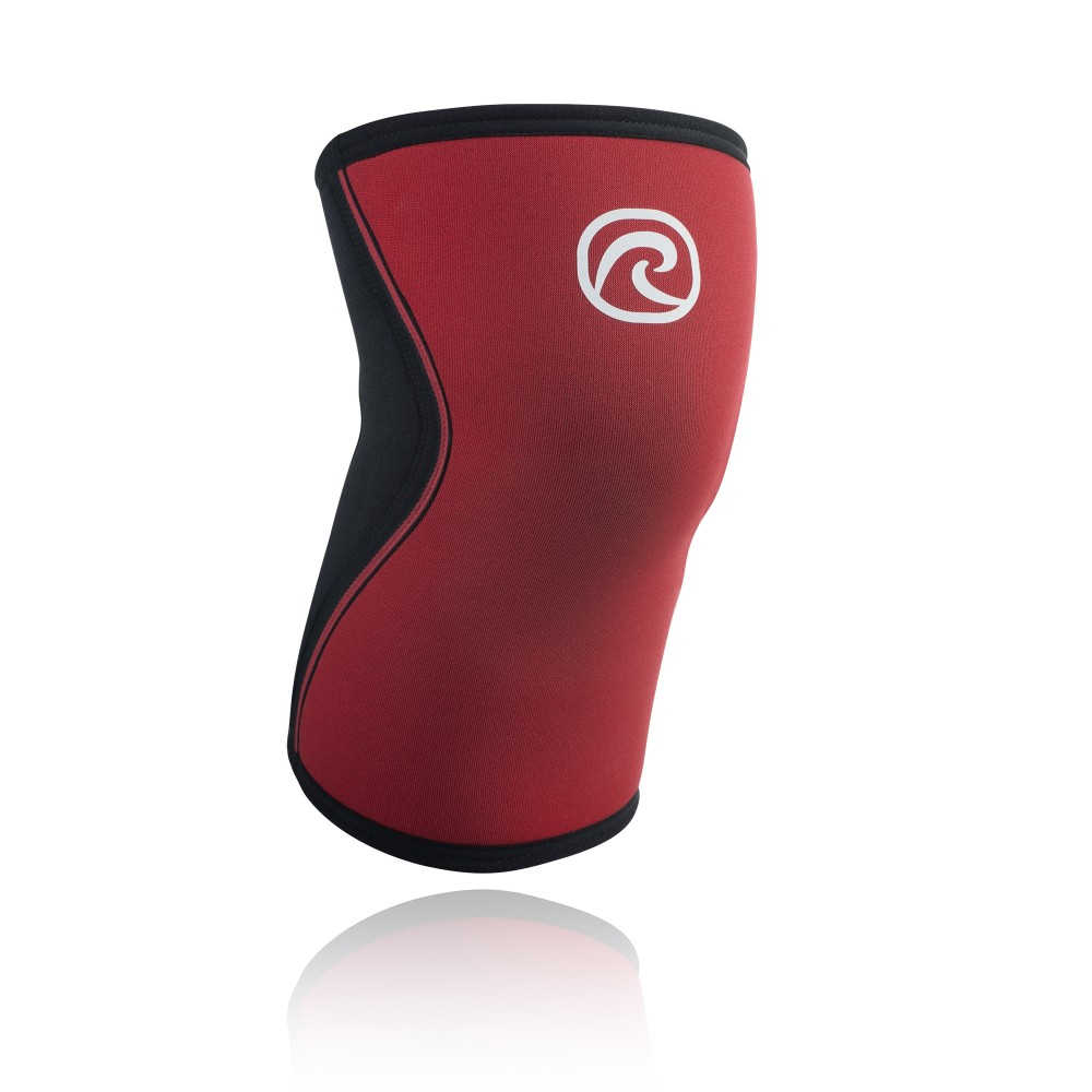 RX Knee Sleeve 5mm - Red - XXL