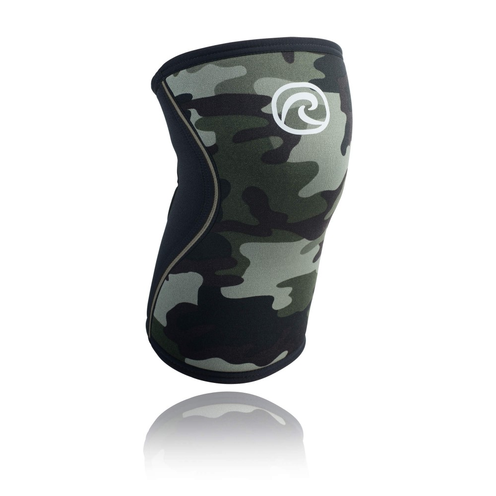 RX Knee Sleeve 5mm Camo/Black XL