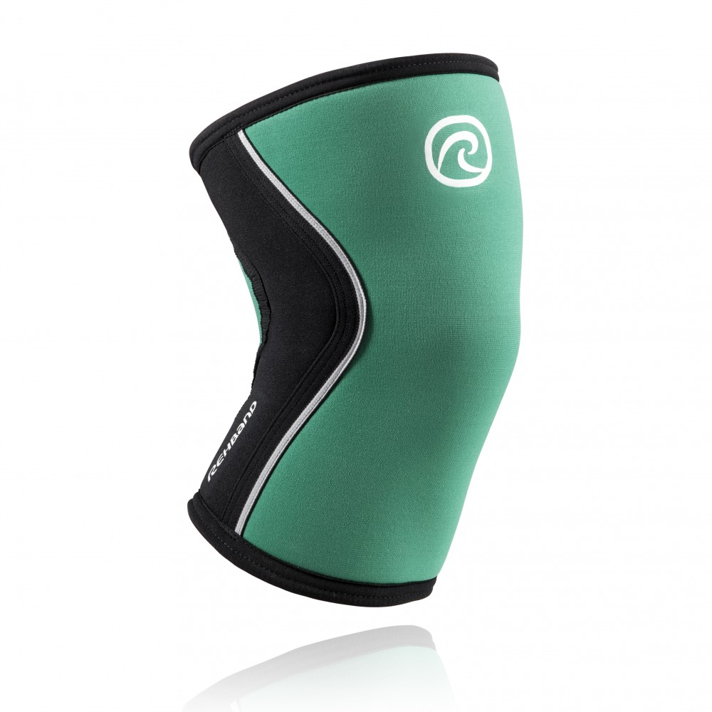 RX KNEE Sleeve 5mm Emerald Green/Black S