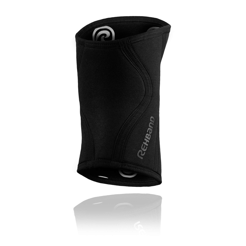 RX Knee Sleeve 7mm Carbon Black L