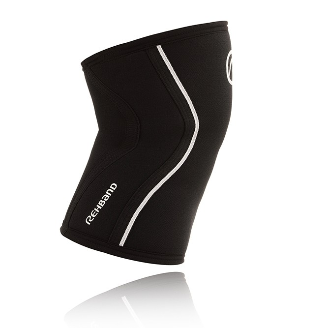 RX Knee Sleeve 7mm Black L