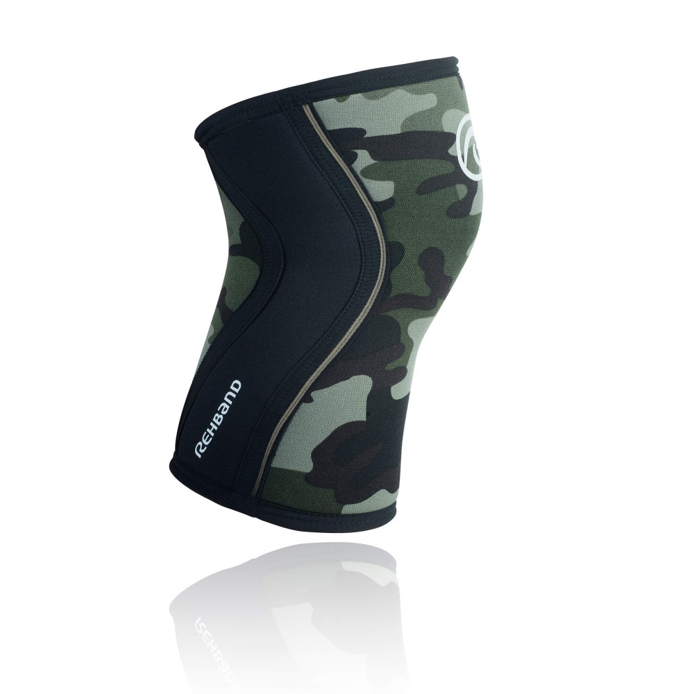RX Knee Sleeve 7mm Camo/Black XL