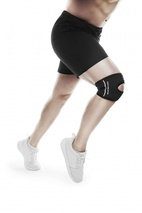 UD Patella Stab Knee Brace 3mm - Black - L