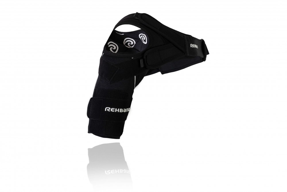 UD X-Stable Shoulder Brace R 5mm Black S