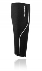 QD Shin & Calf Sleeve 3mm Svart XS