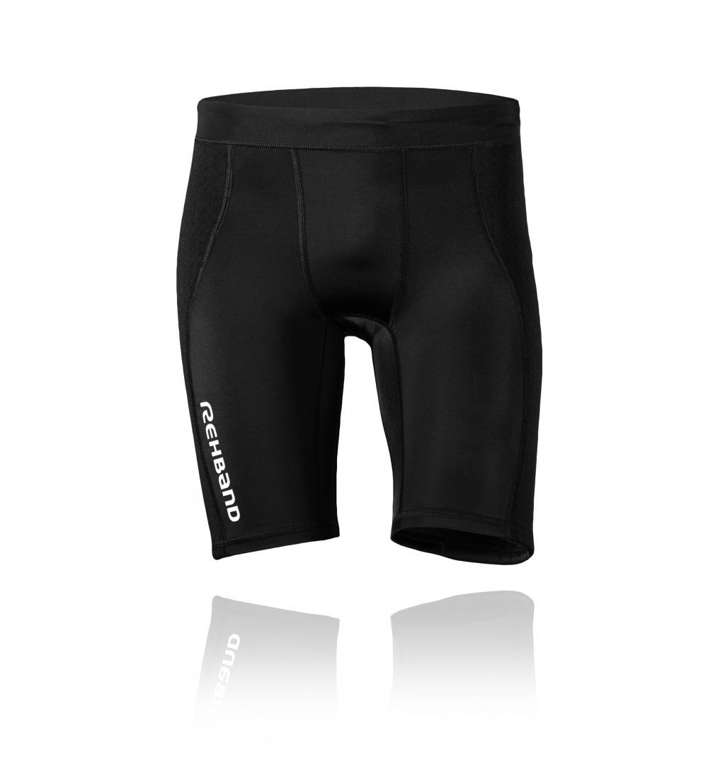QD Thermal Zone Shorts Men Black S