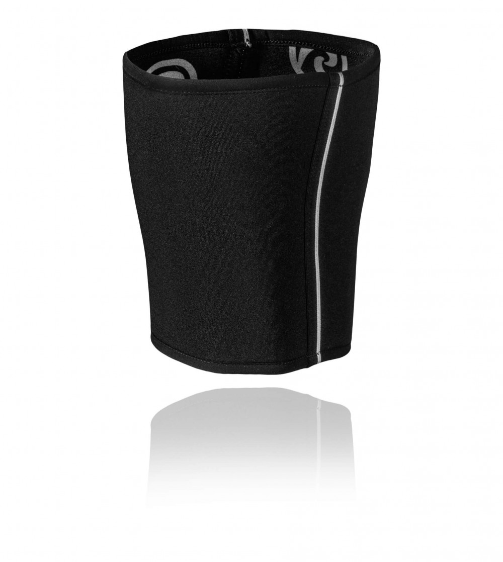 QD Thigh Support 3mm - Black - L